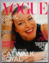 Vogue Magazine - 2000 - August